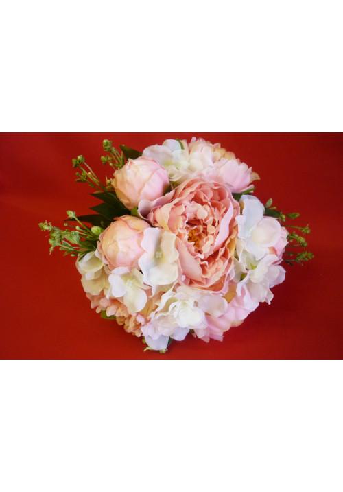 Букет Пион розовый