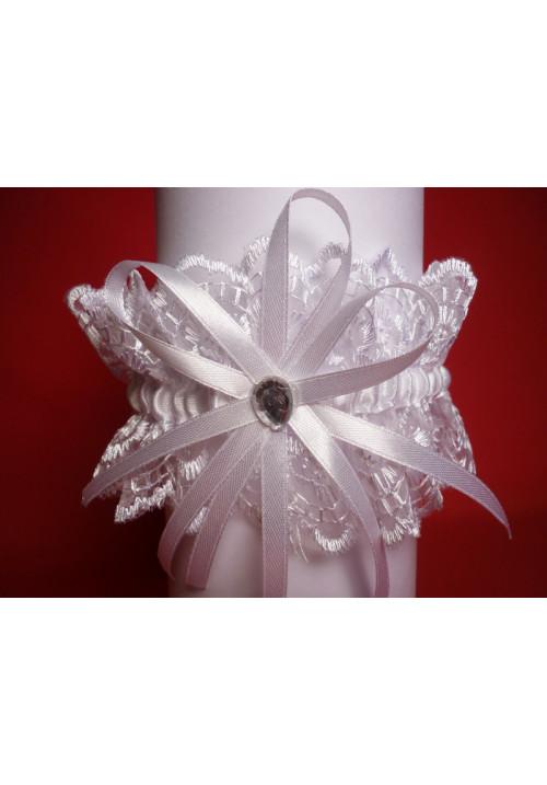Подвязка (уп. 5 шт) бел