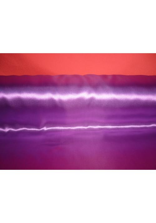Атлас фиолетовый ширина 1,5м длина 100м