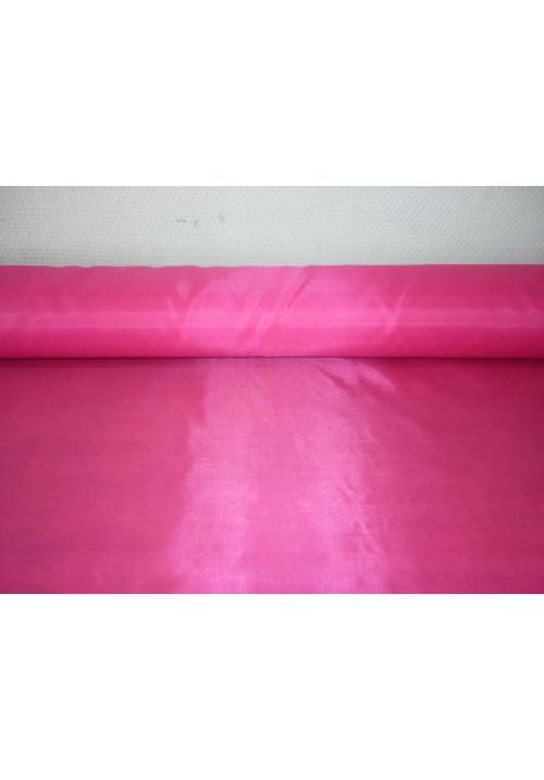 Полиэстер ярко-розовый ширина 1,5м длина 100м