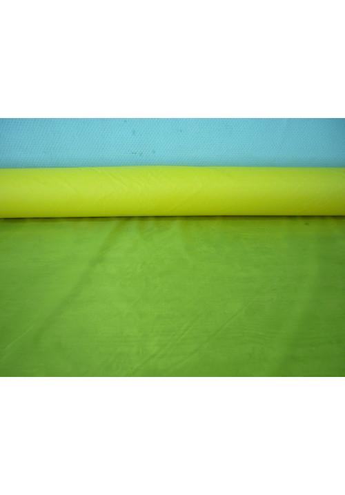 Полиэстер жёлтый ширина 1,5м длина 100м