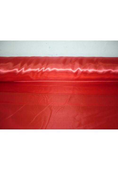 Атлас красный ширина 1,5м длина 100м