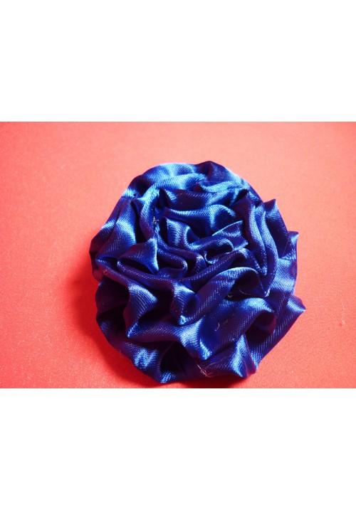 Роза атлас синяя 7см. (10шт)