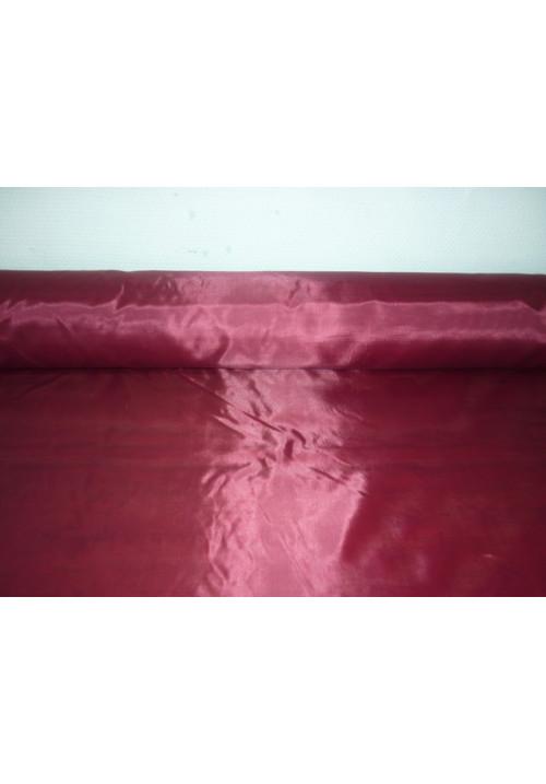 Полиэстер бордо ширина 1,5м длина 100м