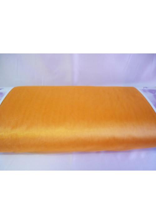 Фатин 50м. оранжевый