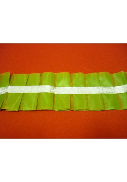 Рюш на а/м упаковка 5 штук (оливковый)